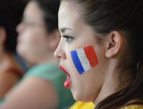 Francja podzielona