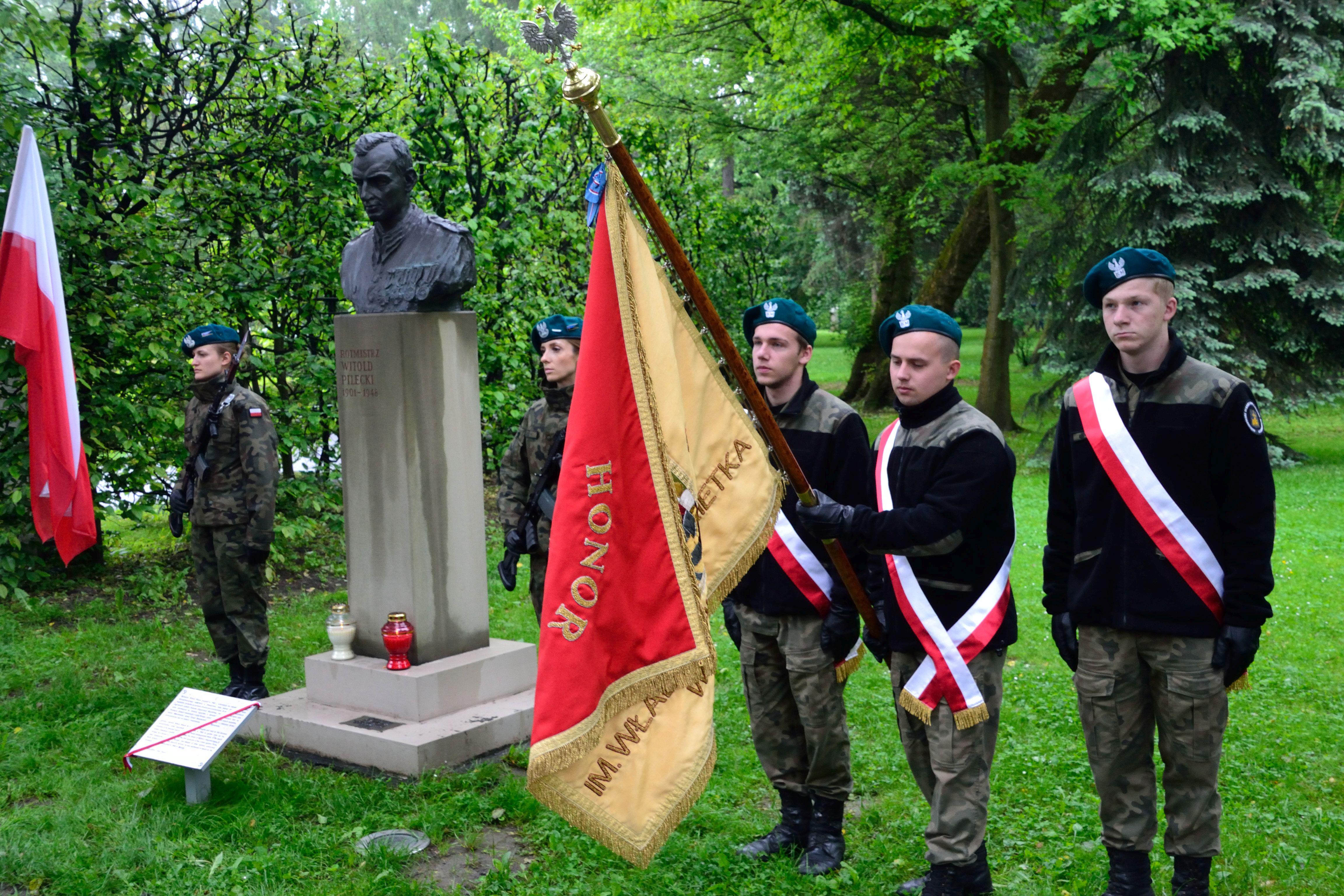 69 rocznica śmierci Rotmistrza Pileckiego