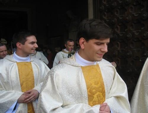 Święcenia kapłańskie syna Premier Beaty Szydło