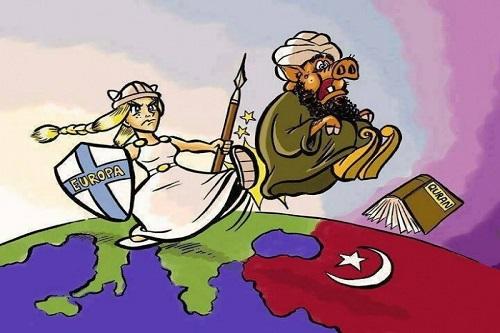 My mamy liberałów, Islam ma radykałów – oto dlaczego Europa przegra