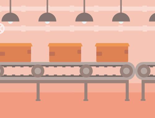 Wykorzystywane techniki transportu wfabrykach przemysłowych