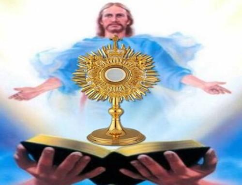 Chrystus otwarzy Chrześcijanina