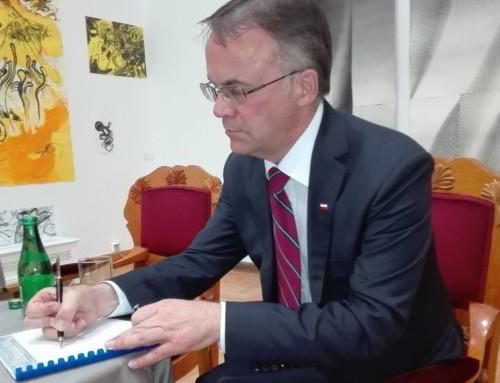 Jarosław Sellin okulturze