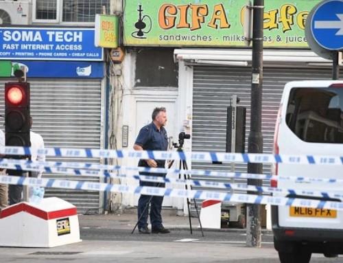"""Tym razem furgonetka nie warczała """"Allah Akbar""""! Wmuzułmanów wjechał Anglik"""