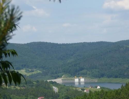 Poseł Brynkus interweniuje – Jezioro Mucharskie podokiem Premiera Morawieckiego?