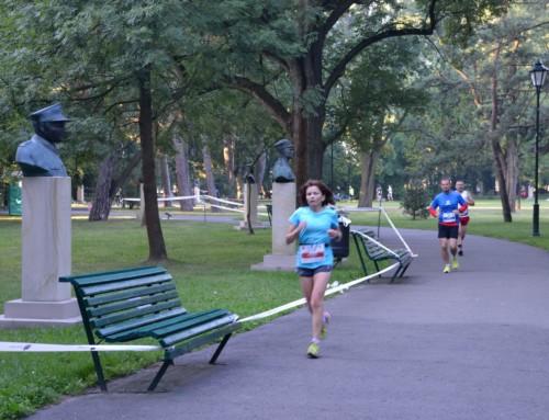 Maraton wśród Niezłomnych wParku Jordana