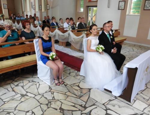 Ślub Joanny iPatryka