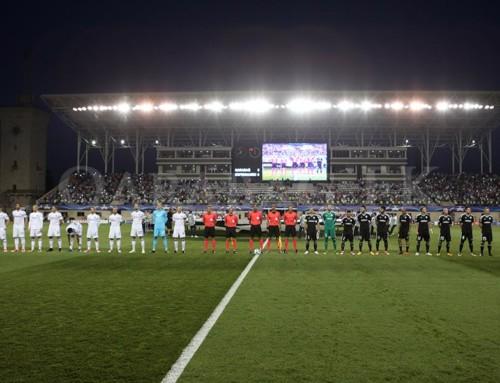 Nietylko polityka jest wżyciu ważna: Kilka słów opiłce nożnej, Lechu Poznań orazambitnym zespole onazwie Qarabağ Ağdam