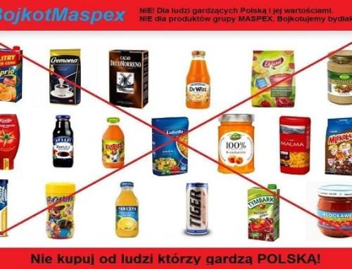 Polacy bojkotują Maspex. Winternecie ruszyła akcja #BojkotMaspex