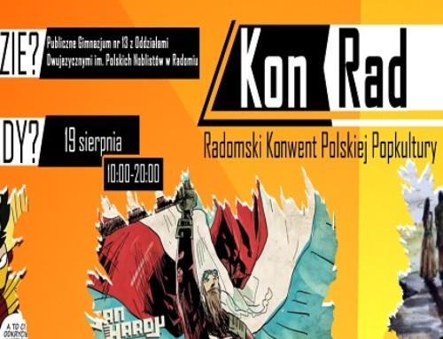 KonRad – Radomski Konwent Polskiej Popkultury