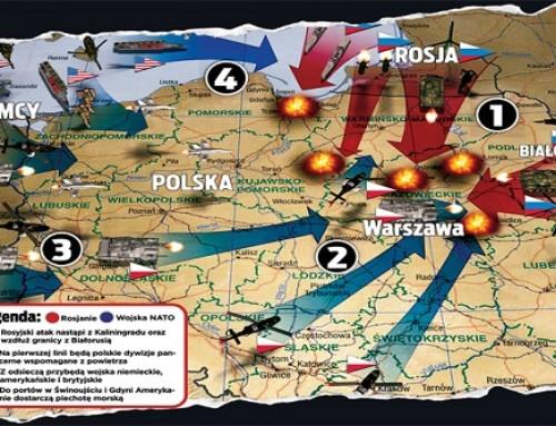 Scenariusz III Wojny Światowej jest gotowy? Zachód odda Polskę bezwalki?