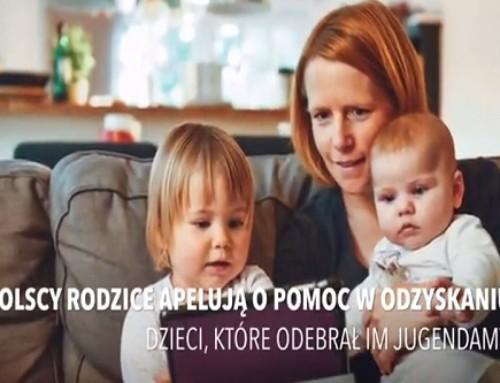 Rząd nic nierobi zpatologicznym odbieraniem polskich dzieci rodzicom mieszkającym poza Polską