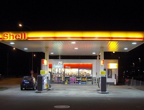 BOYCOTT SHELL GAS STATIONS