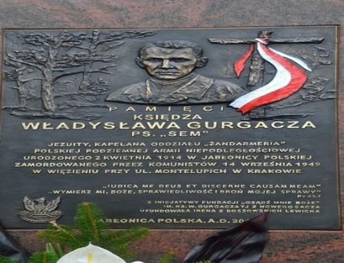 Niezłomny ks.Władysław Gurgacz nieprzez wszystkich został wyklęty