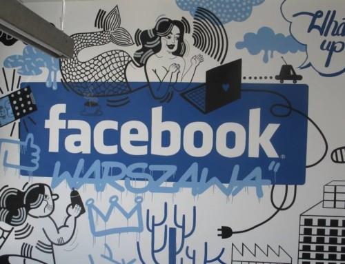Trójca rządzi polskim facebookiem