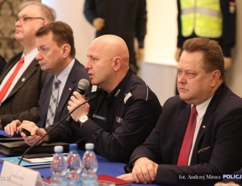 Poseł prof.Józef Brynkus: Ozwiązkach zawodowych policjantów słów prawdy kilka… bardzo potrzebnych