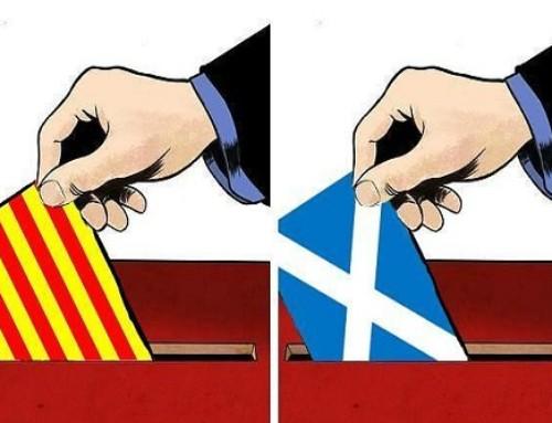 Czynależy się cieszyć zsecesji Katalonii?