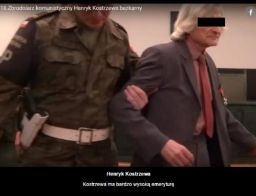 """Niemiecki """"Fakt""""  polskiego patriotę zobrazował jako komunistycznego zbrodniarza!"""
