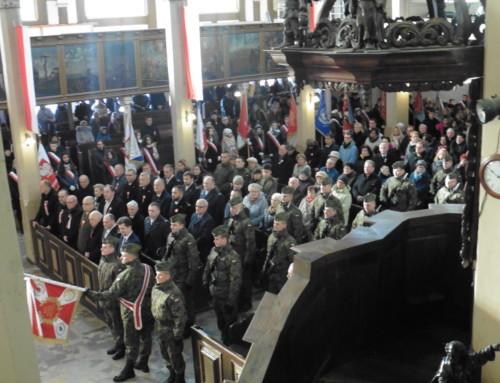 Obchody  Dnia Niepodległości wMalborku