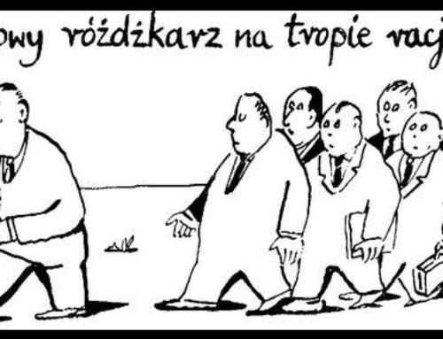 Czywzrost wydatków nanaukę jest polską racją stanu ? Min. Gowin chyba niewytropił polskiej racji stanu.