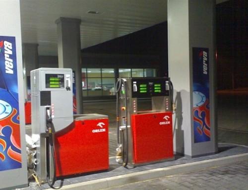 Legalna sprzedaż paliw wPolsce wyraźnie rośnie