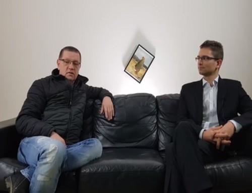 Ekonomia wgNarodowców Piotr Wroński wrozmowie zMichałem Wawrem zRuch Narodowego