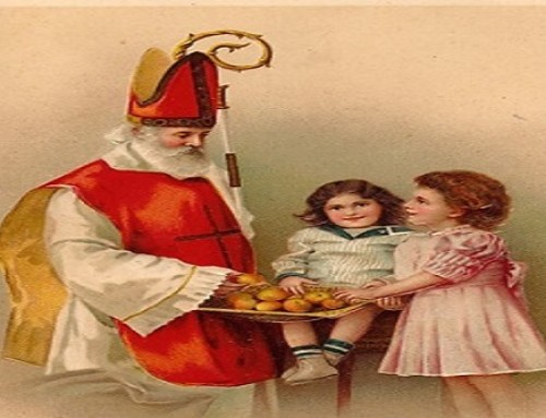 Święty Mikołaj 2017 rok