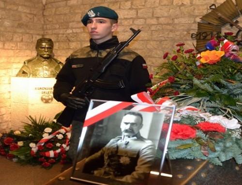 150 rocznica urodzin Marszałka Józefa Piłsudskiego