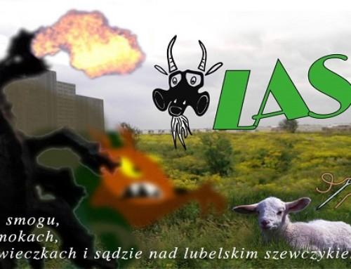 Osmogu, smokach, owieczkach isądzie nadlubelskim szewczykiem Dratewką