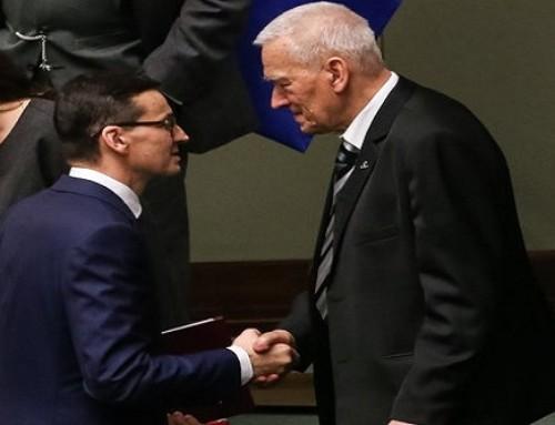 Premier Mateusz Morawiecki polatach zgniłego kompromisu III RP poczuje swoją historyczną rolę?