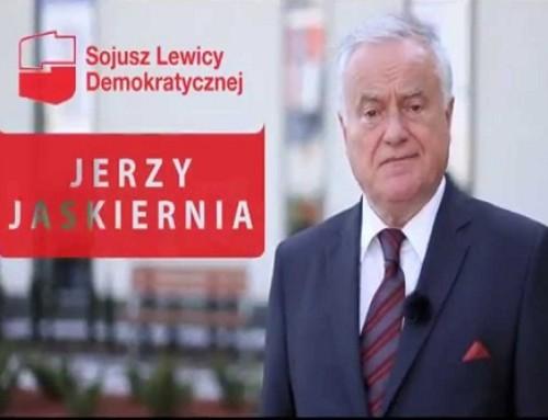 Adam Słomka: Tokpina, żetowarzysz Jerzy Jaskiernia został dziekanem naUniwersytecie Jana Kochanowskiego wKielcach!