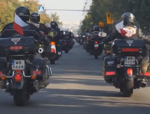 Motocykliści – film Agnieszki Piwar dedykowany śp.Wiktorowi Węgrzynowi
