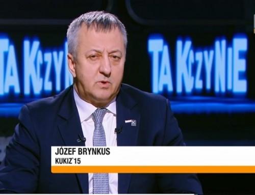 """Poseł prof.Józef Brynkus """"masakruje"""" gen. Dukaczewskiego ws ustawy dezubekizacyjnej"""