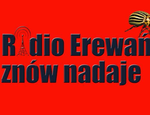 Radio Erewań nadaje zTel Awiwu