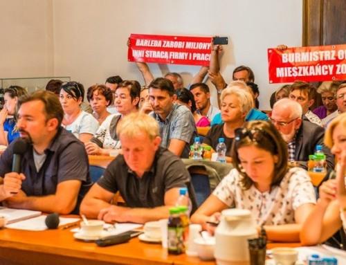 Wadowicka Izba Gospodarcza przeciwna wyznaczaniu terenów dla handlu wielkopowierzchniowego