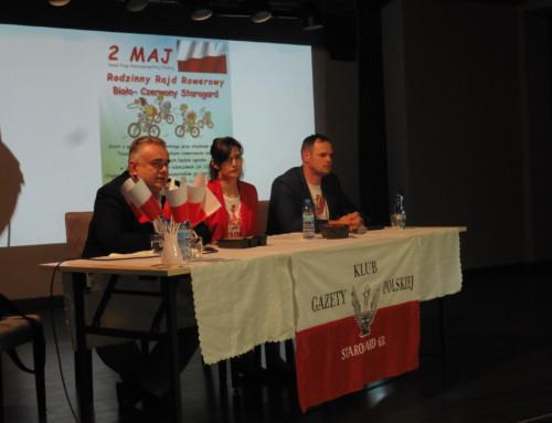 Spotkanie zredaktorem Tomaszem Sakiewiczem