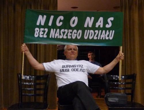 Artur Świątek: Patrząc napolitykę Burmistrza Klinowskiego, toobawiam się, żeżadna strategia rozwoju Wadowic nieobowiązuje