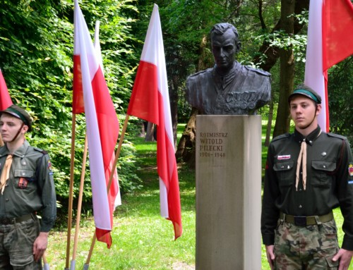 70. rocznica zamordowania rtm. Witolda Pileckiego