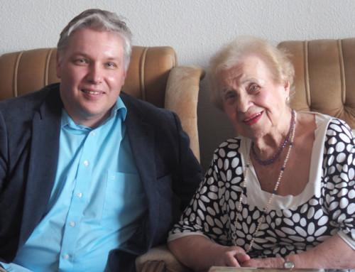 Rozmowy zMistrzynią – wywiad rzeka zProf.Lidią Grychtołówną, zokazji jej 90-urodzin. Część 6