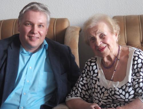 Rozmowy zMistrzynią – wywiad rzeka zProf.Lidią Grychtołówną, zokazji jej 90-urodzin. Część 10