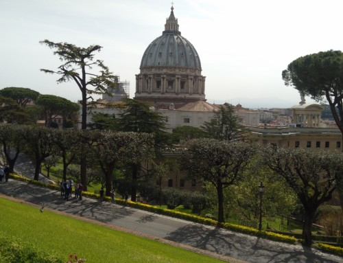 Saluti Roma – Rzym iWatykan cz.3