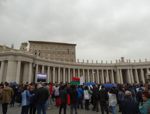 Saluti Roma – Rzym  iWatykan cz 4