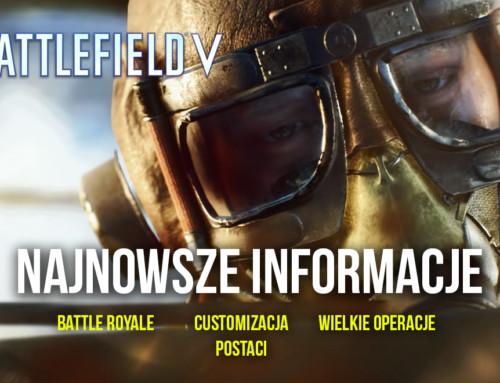 Battlefield V – najnowsze informacje, Battle Royale potwierdzony