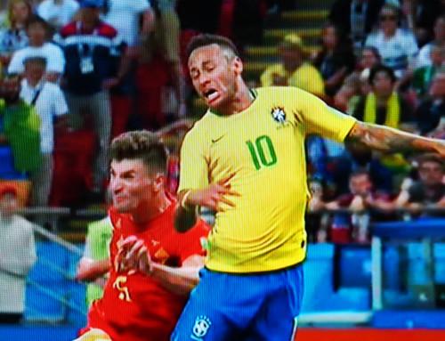 Czyduch Pele gra teraz dla Belgii?