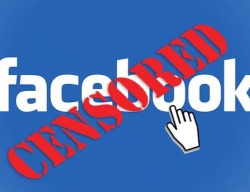 Facebook łamie wolność słowa istosuje podwójne standardy