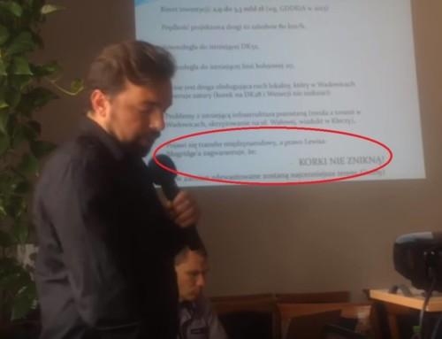 Burmistrz Klinowski używa pokrętnych argumentów wsprawie BDI. Blokuje ją celowo czyzniewiedzy?