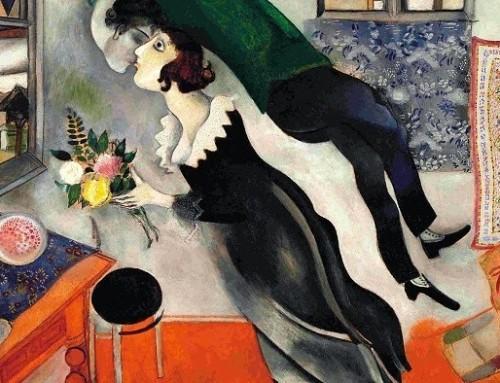 Marc Chagall – śladem serca