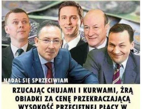 """Zamin. Rostowskiego """"Piniędzy niema iniebędzie"""", zapremiera Morawieckiego, pieniądze są ibędą!"""