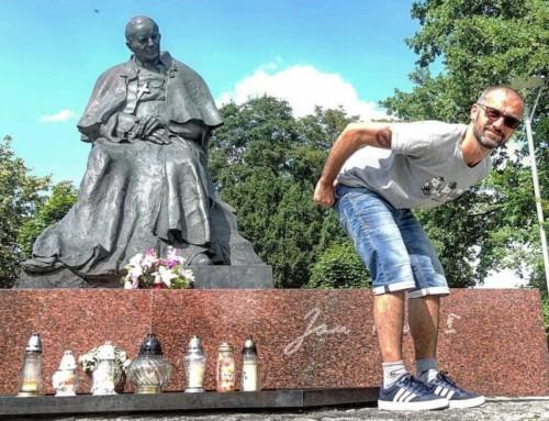 Wyzwanie dla włoskiego prowokatora: obraź publicznie Islam, skoro jesteś taki odważny