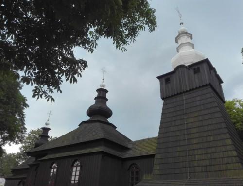 Migawki cerkiewne zBeskidu Niskiego
